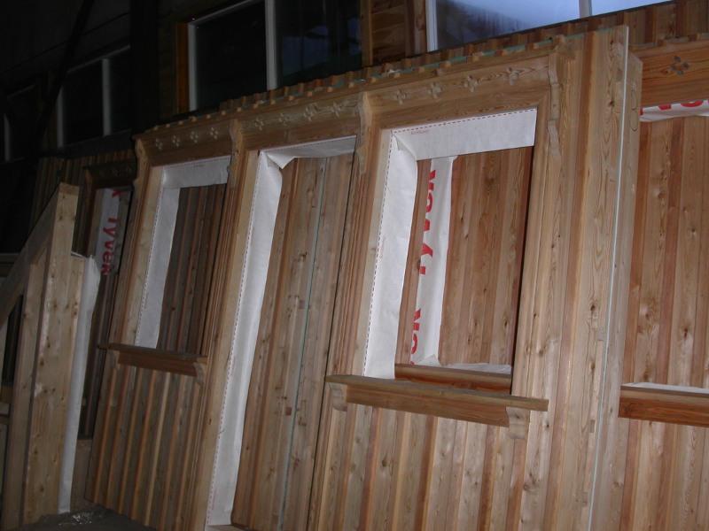 Case in pannelli in legno prefabbricati eco case in legno for Prefabbricati di legno